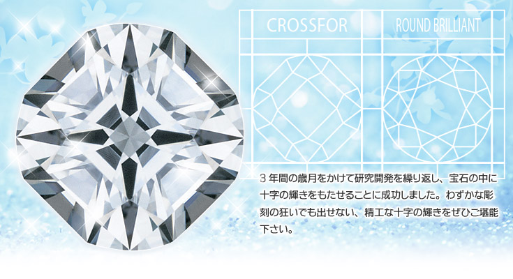 a Cross for you・・・愛を貴方のために